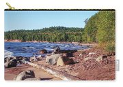 Shores Of Lake Superior Carry-all Pouch