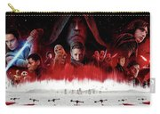 Star Wars The Last Jedi  Carry-all Pouch