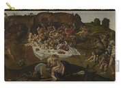 The Fight Between The Lapiths And The Centaurs  Carry-all Pouch