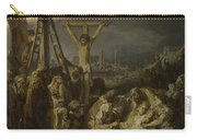 The Lamentation Over The Dead Christ  Carry-all Pouch