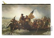 Washington Crossing The Delaware  Carry-all Pouch