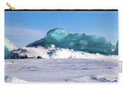 Arctic Ice Carry-all Pouch