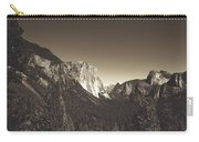 Beautiful Yosemite Valley Carry-all Pouch