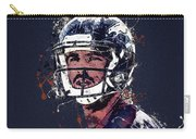 Denver Broncos.case Keenum. Carry-all Pouch