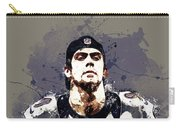 Justin Tucker.baltimore Ravens Carry-all Pouch