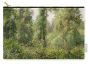 Poplars  Eragny  Carry-all Pouch