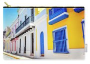 Streets Of San Juan - Puerto Rico Carry-all Pouch