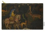 The Vision Of Saint Eustace  Carry-all Pouch