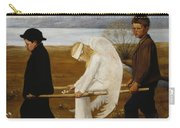 The Wounded Angel Carry-all Pouch