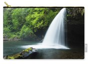 Waterfall In A Forest, Samuel H Carry-all Pouch