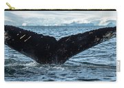 Whale In The Ocean, Southern Ocean Carry-all Pouch