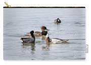 Red-breasted Merganser Carry-all Pouch