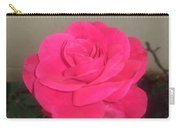 Pink Rose Carry-all Pouch