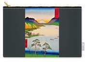 36 Views Of Mt.fuji - Shinshu Suwa Lake Carry-all Pouch