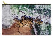 Aerial View Of The Beach, Newport Carry-all Pouch