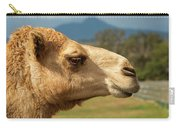 Camel Out Amongst Nature Carry-all Pouch