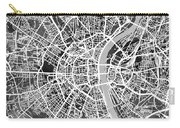 Cologne Germany City Map Carry-all Pouch