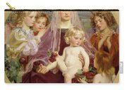 Madonna Of Giverny  Carry-all Pouch
