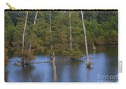 Tennesse Cypress In Wetland  Carry-all Pouch