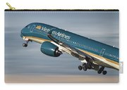 Vietnam Airlines Airbus A350 Carry-all Pouch