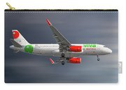 Vivaaerobus Airbus A320-232 Carry-all Pouch