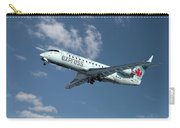 Air Canada Express Bombardier Crj-200er Carry-all Pouch