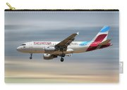 Eurowings Airbus A319-112 Carry-all Pouch