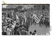 60th Anniversary Of Russian Socialist October Revolution Carry-all Pouch