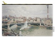 Morning  An Overcast Day  Rouen  Carry-all Pouch