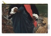 Portrait Of May Sartoris Carry-all Pouch