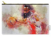 James Edward Harden Carry-all Pouch