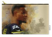 Le'veon Bell.pittsburgh Steelers. Carry-all Pouch