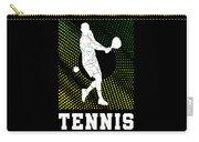Tennis Player Tennis Racket I Love Tennis Ball Carry-all Pouch