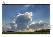 Prairie Storm Clouds Carry-all Pouch