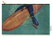 Wartime Propaganda Poster Carry-all Pouch