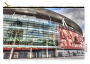 Arsenal Fc Emirates Stadium London  Carry-all Pouch