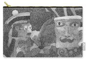 Detail From Sgt. Pepper's Mug Head Carry-all Pouch
