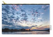 Danvers River Sunset Carry-all Pouch