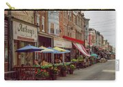 9th Street Italian Maket In South Philadelphia Carry-all Pouch