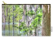 A Beautiful Day In The Bayou Carry-all Pouch