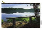A Bench To Ponder Carry-all Pouch