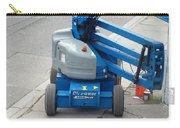 A Boom Lift Genie Z45 Machine Carry-all Pouch