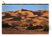 A Caravan In The Desert Carry-all Pouch