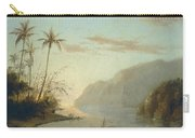 A Creek In St. Thomas Virgin Islands, 1856 Carry-all Pouch
