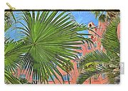 A Don Cesar Palm Frond Carry-all Pouch