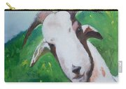 A Goat To Love Carry-all Pouch