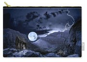 A Haunted Mountain Pass Carry-all Pouch