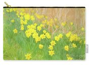 A Host Of Daffodils Carry-all Pouch