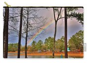 A Pot Of Gold On Lake Murray South Carolina Carry-all Pouch by Lisa Wooten