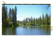A Quiet Place - Bass Lake Carry-all Pouch